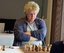 Turniersieger Lars Karlsson